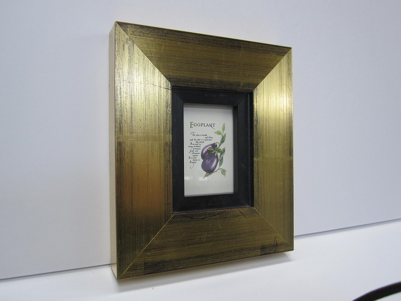 sample mini frame